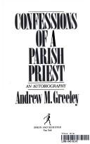 Confessionsof a parish priest
