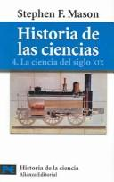 Historia De Las Ciencias / A History of Sciences