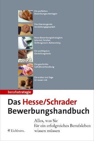 Download Das Hesse/Schrader Bewerbungshandbuch