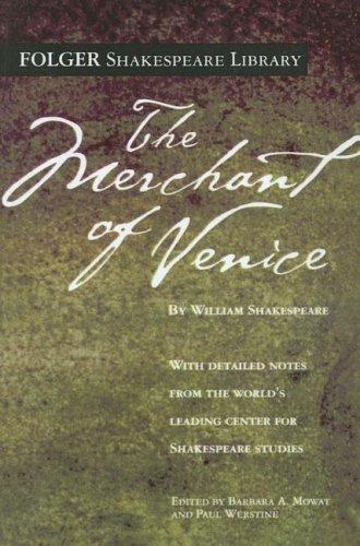 Download Merchant Of Venice (Folger Edition)