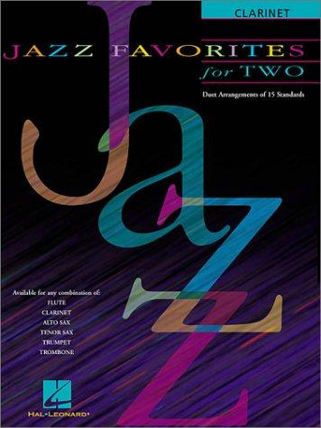Download Jazz Favorites for Two