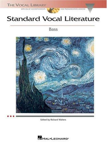 Download Standard Vocal Literature – An Introduction to Repertoire