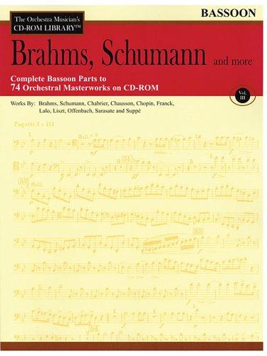 Download Brahms, Schumann and More