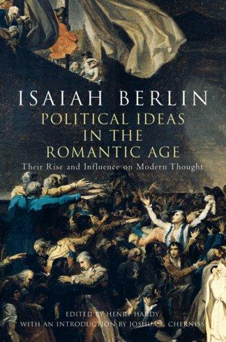 Download Political Ideas in the Romantic Age