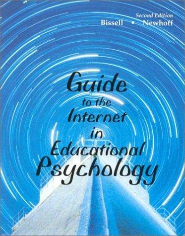 Guide to the Internet for Educational Psychology