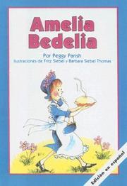 Amelia Bedelia Cover