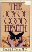 The joy of good health