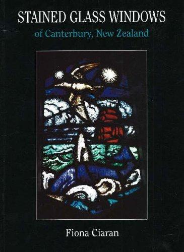 Download Stained Glass Windows of Canterbury, New Zealand