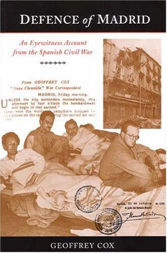 Defence of Madrid