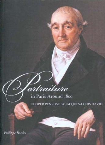 Download Portraiture in Paris Around 1800