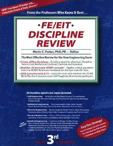 FE/EIT Discipline Review