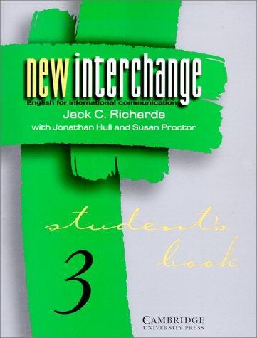 New interchange