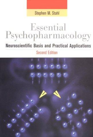 Essential Psychopharmacology