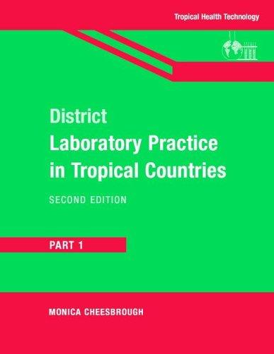Download District Laboratory Practice in Tropical Countries