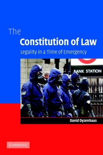 Download The Constitution of Law