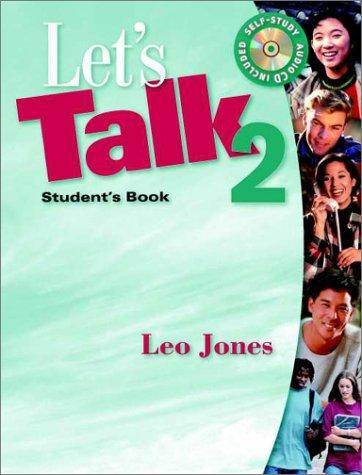 Let's Talk 2 by Leo Jones