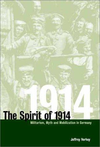 The spirit of 1914