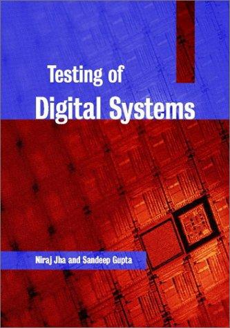 Testing of digital systems