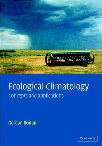 Ecological Climatology