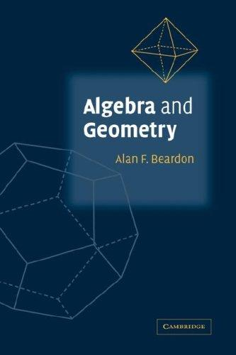 Download Algebra and Geometry