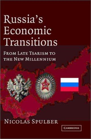 Download Russia's Economic Transitions