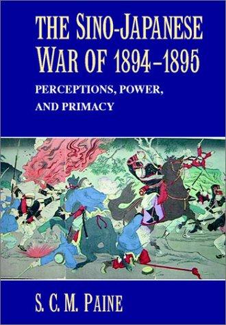 Download The Sino-Japanese War of 18941895