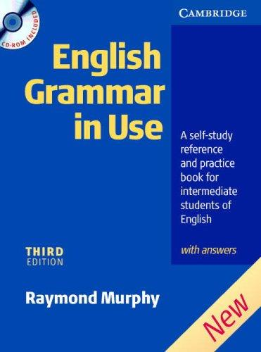 Download English Grammar In Use with Answers and CD ROM