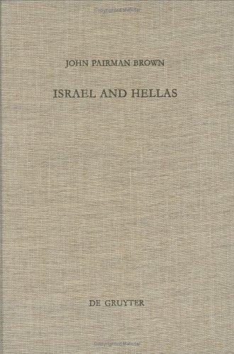 Download Israel and Hellas