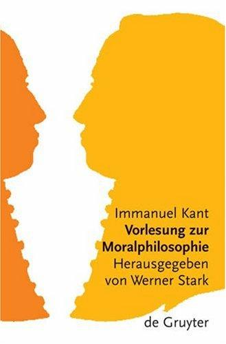Download Vorlesung zur Moralphilosophie