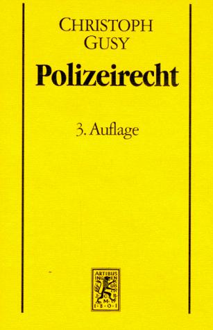 Download Polizeirecht