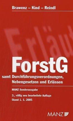 Download Forstgesetz 1975