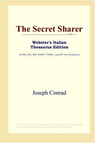 Download The Secret Sharer (Webster's Italian Thesaurus Edition)