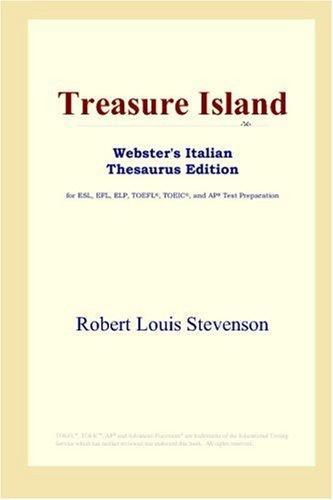 Treasure Island (Webster's Italian Thesaurus Edition)