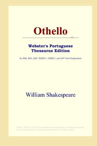 Othello (Webster's Portuguese Thesaurus Edition)