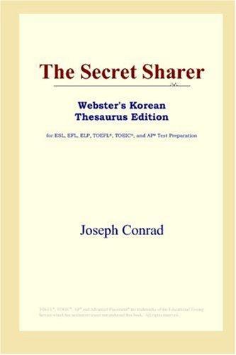 Download The Secret Sharer (Webster's Korean Thesaurus Edition)