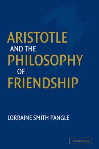 Download Aristotle and the Philosophy of Friendship