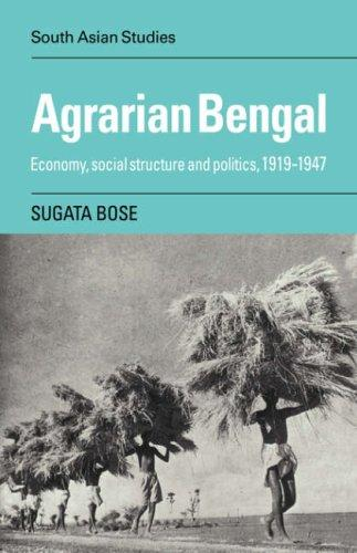 Download Agrarian Bengal