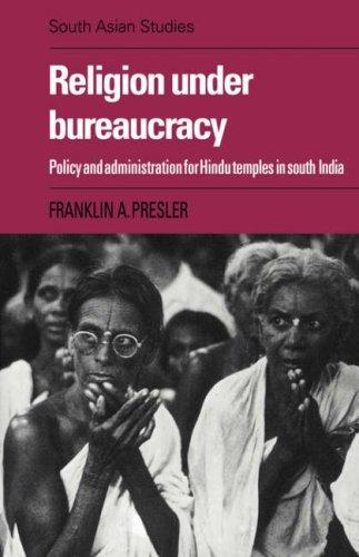 Download Religion under Bureaucracy