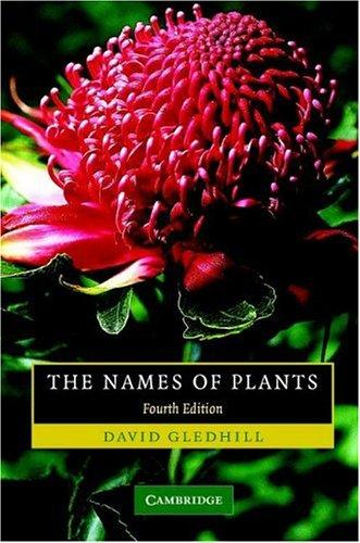 Download The Names of Plants