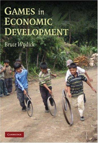 Download Games in Economic Development