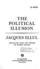 The political illusion.
