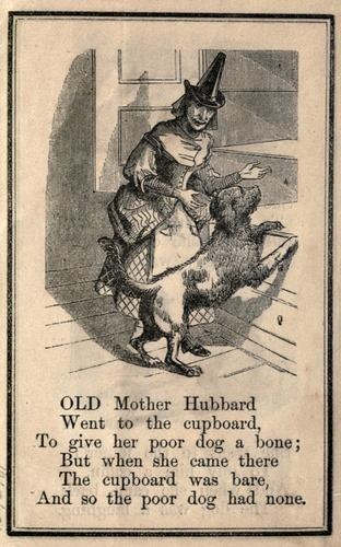 Download Old Mother Hubbard.