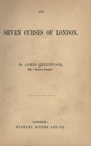 Download The seven curses of London.