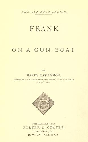 Download Frank on a gun-boat.