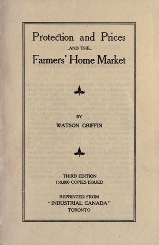 Download Protection and prices and the farmers' home market.