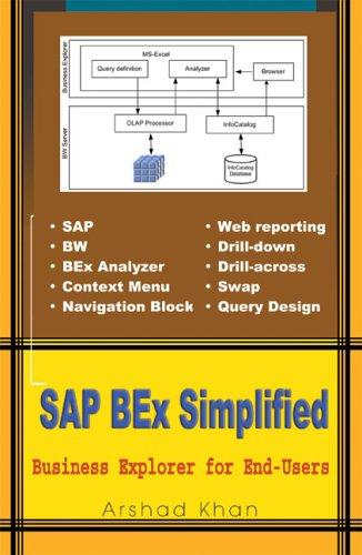 SAP BEx Simplified