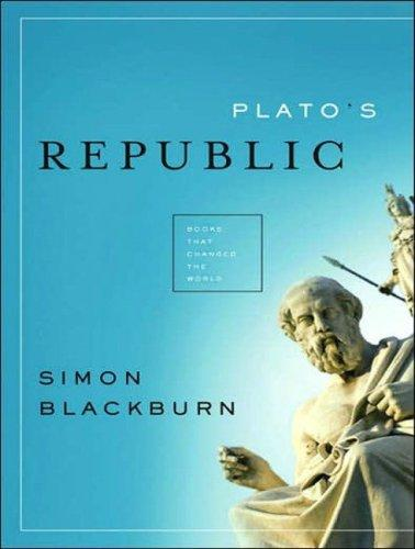 Download Plato's Republic (Books That Changed the World)