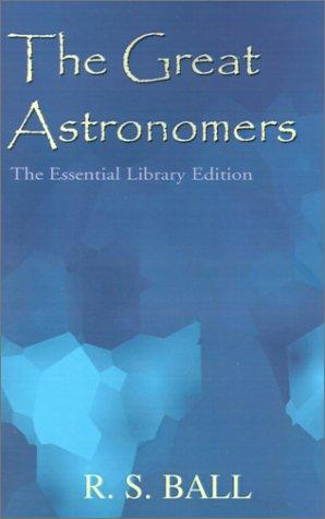 Download The Great Astronomers