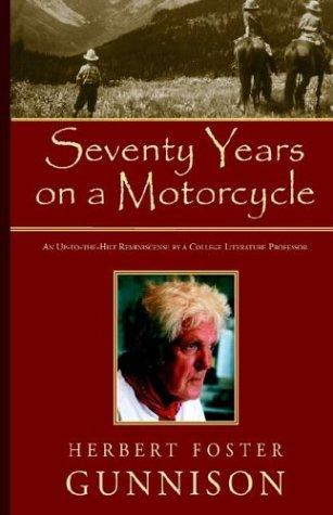 Image for Seventy Years on a Motorcycle