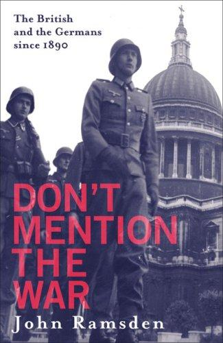 Download Don't Mention the War